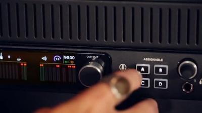 Apogee Ensemble Thunderbolt Audio-Interface