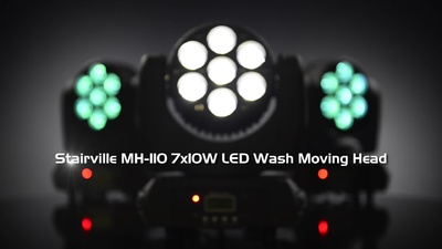Stairville MH-110 7x10 LED Wash