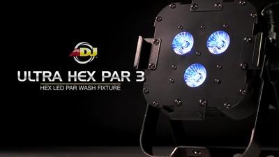ADJ Ultra Hex Par3