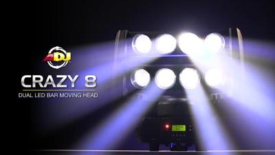 ADJ Crazy 8
