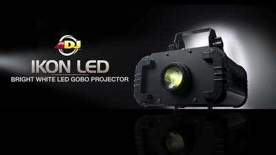 ADJ Ikon LED Gobo Projector