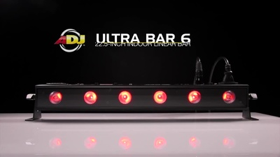 ADJ Ultra Bar 6 LED Bar