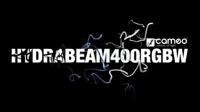 Cameo HydraBeam 400 4x10W Cree RGBW