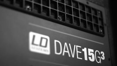 LD Systems Dave 15 G3 PA