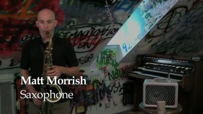 Lunchbox - der Saxophon-Amp