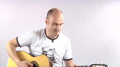 Harley Benton HBMC-500 Jazz-Gitarre