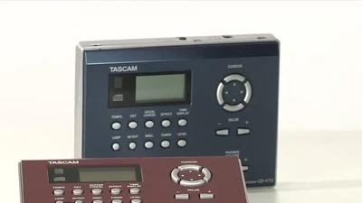 Tascam CD GT2 VT2