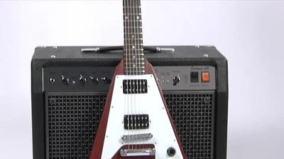 Gibson Flying V Faded E-Gitarre