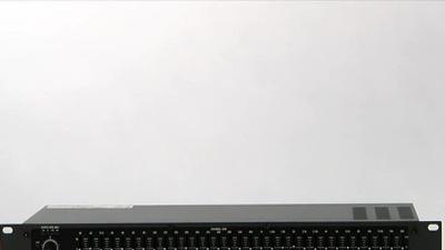 DBX 231 Graphischer Equalizer