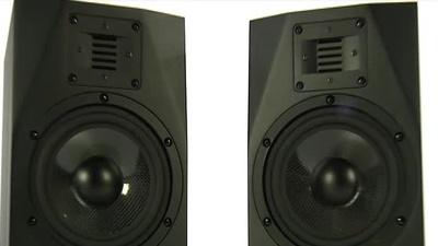 Adam A7 Aktiver 2-Wege Studiomonitor