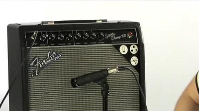 Fender Super Champ XD Röhrencombo