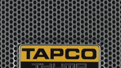 TAPCO Thump TH-15A Aktive 2-Wege Fullrangebox
