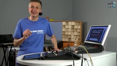 Mackie DL1608 Live-Konsole mit iPad Dock - MusoTalk.TV
