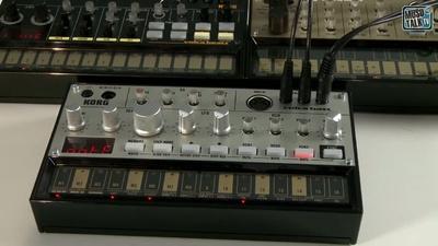 Korg Volca Bass - MusoTalk.TV