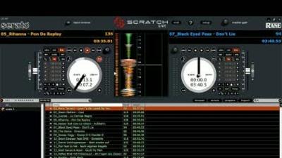 RANE Serato Scratch Live