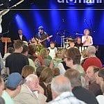 Der Musiker-Gottesdienst ist wie gewohnt gut besucht