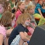 Auch das Kinderprogramm zeigt Wirkung ... ;-)