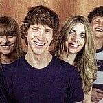 Die Hamburger Band Tonbandgerät rockt die Alternative Stage