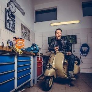 Chris Strobler: Rock-A-Comedy aus Franken
