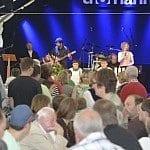 Das Sommerfest beginnt mit einem Musiker-Gottesdienst