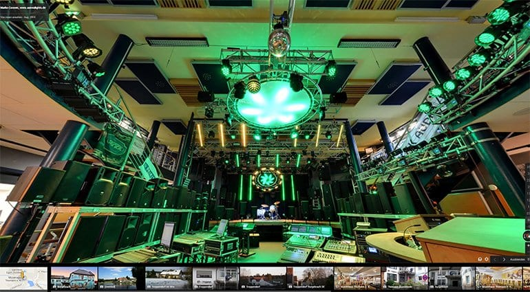 Circuito Virtual : Circuito virtual por la thomann shop t