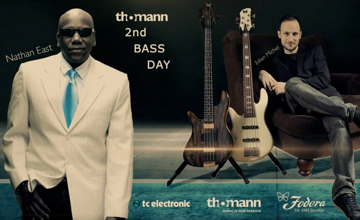 Review: 2  Thomann Bass Day | t blog