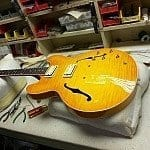 ES-335 in Lemon Drop