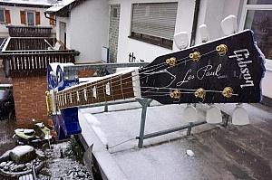 VIP-Reise ins winterliche Treppendorf