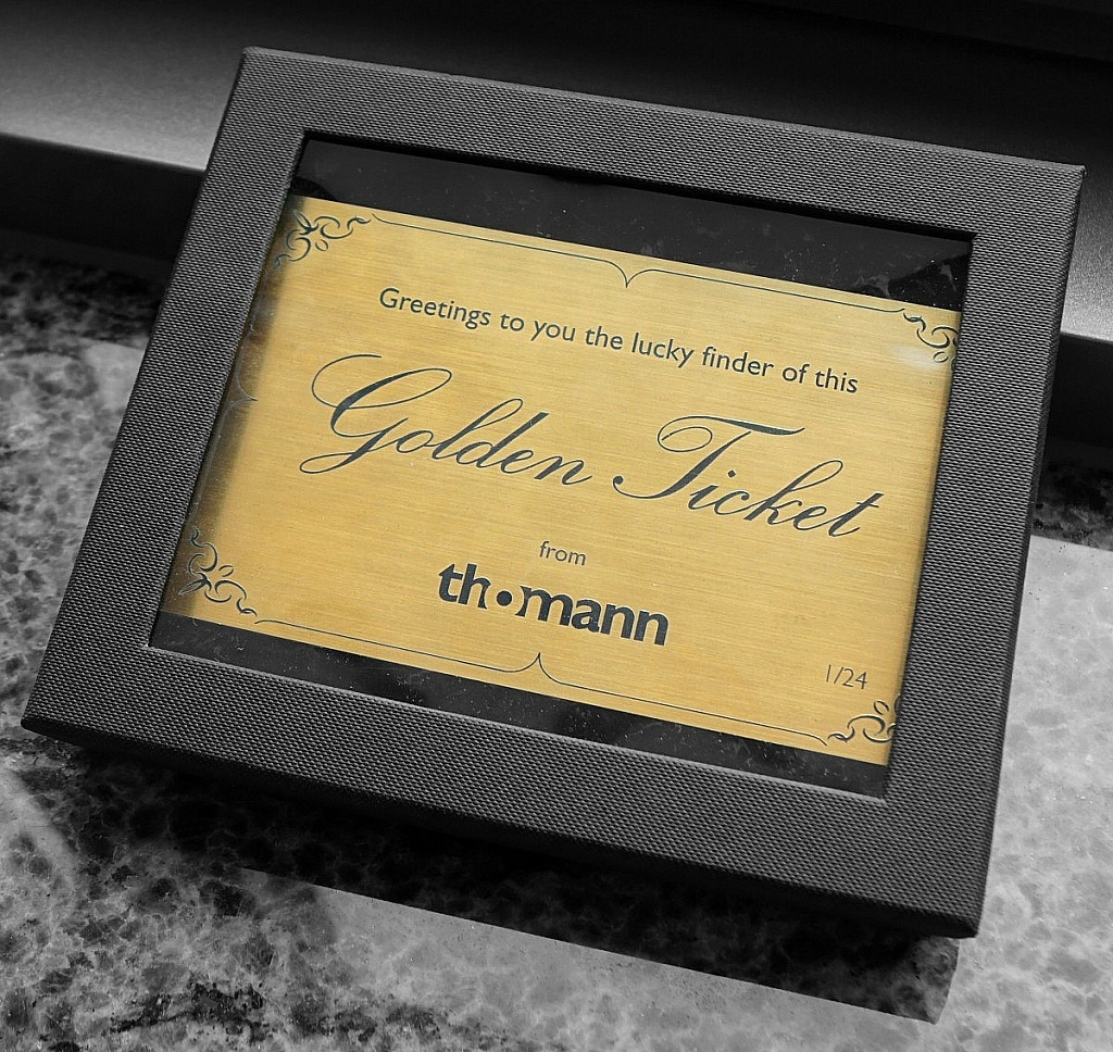Das Golden Ticket
