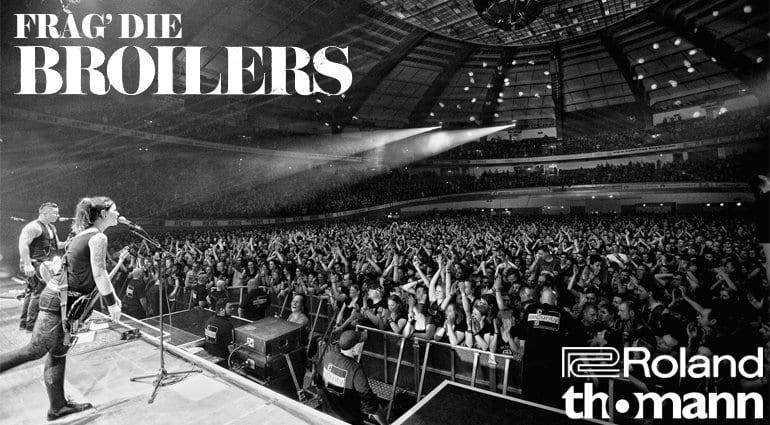 Broilers Meet Greet Beim 20jahrigen Jubilaumskonzert Zu Gewinnen