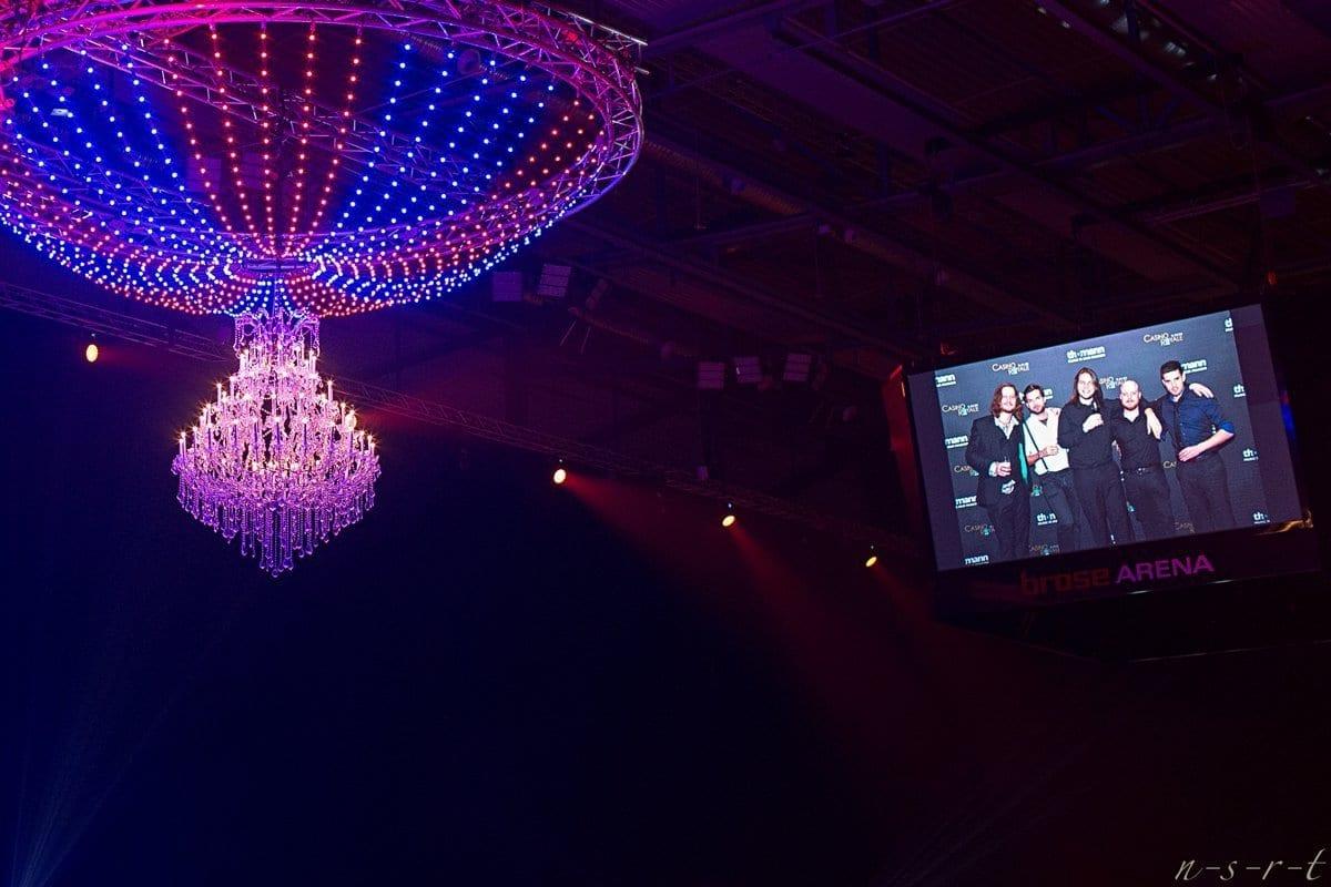weihnachtsfeier casino royal