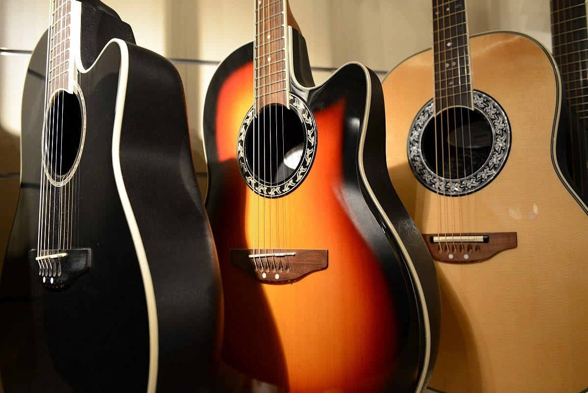 comment choisir votre guitare acoustique. Black Bedroom Furniture Sets. Home Design Ideas