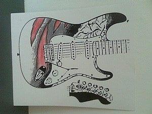 Coole Idee: E-Gitarren im Unterricht bauen