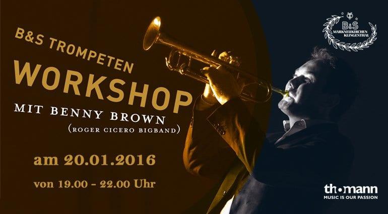Blog - Trompeten Workshop