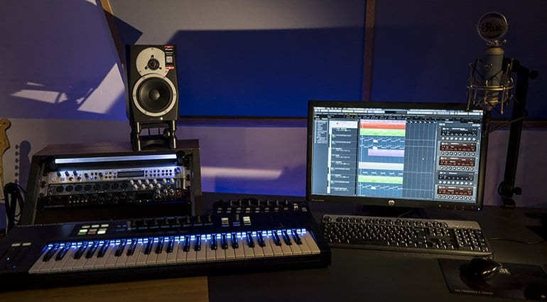 10 Accessories For Your Home Studio