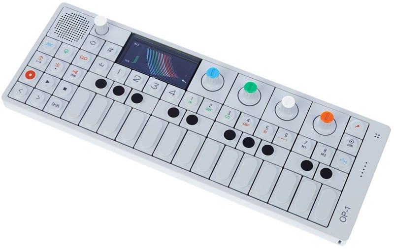 musica electronica vivo: