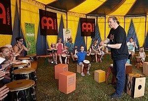 Nino Percussion Kinderland