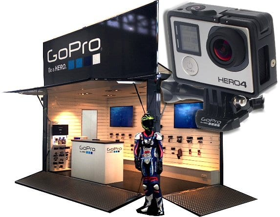 GoPro Try Out Truck