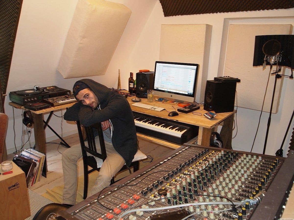 Tonstudio bauen – Interview mit Fynn Kliemann – t.blog