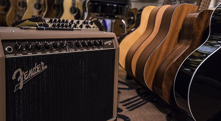 Top 5 Acoustic Guitar Amps For On Stage T Blog