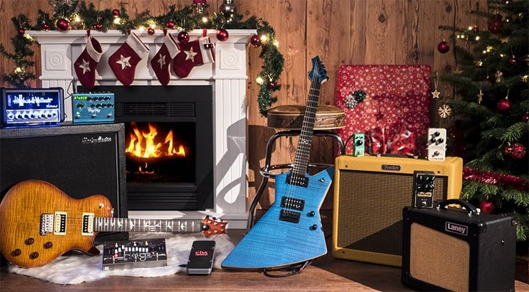 our gift ideas for guitar players. Black Bedroom Furniture Sets. Home Design Ideas