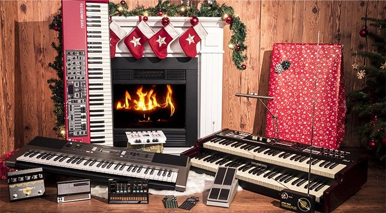 Idee regalo: synth pianoforti e tastiere t.blogt.blog