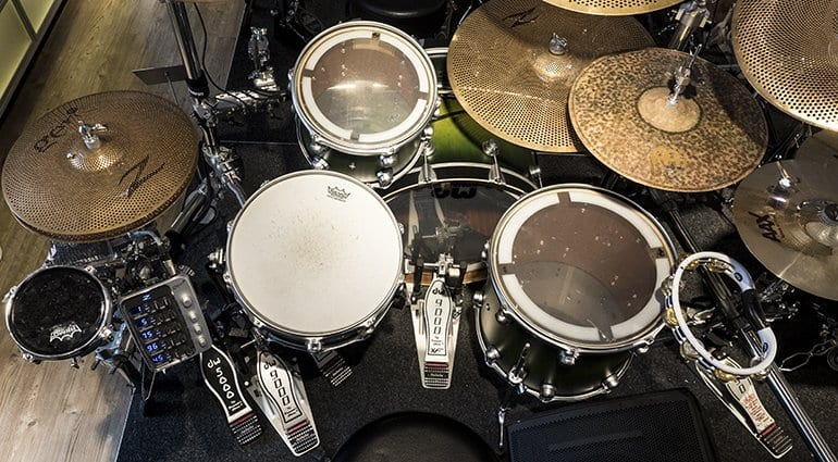 10 tips to expand your acoustic drum set | t blog