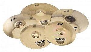 Sabian AAX Special Cymbal Set