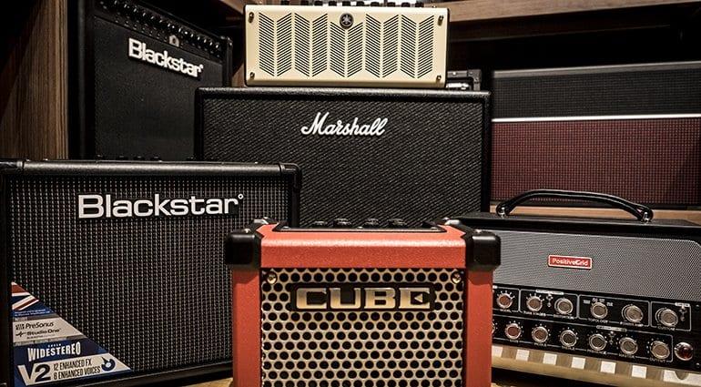 Modeling Guitar Amps | t blog