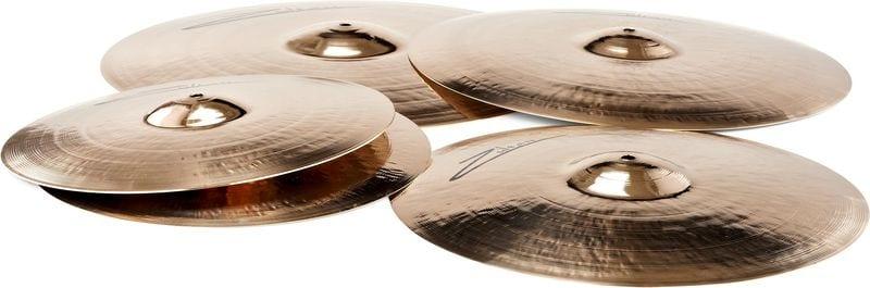 Zultan Rock Beat Profi Cymbalset
