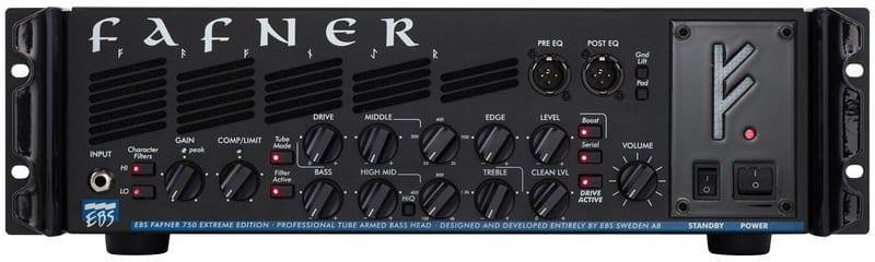 EBS Fafner II Bass Amp Head