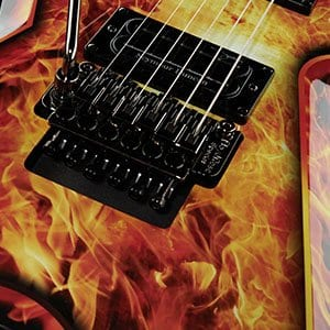 Dean Guitars Dimebag Razorback