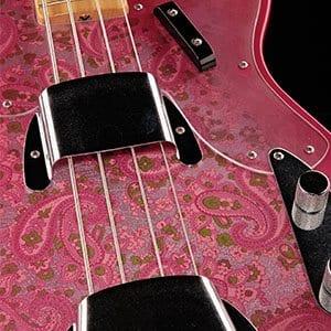 Fender 68 Paisley