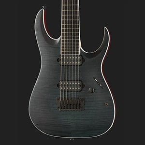 Ibanez RGAIX7FM-TGF Iron Label